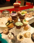 fuss cupcakes display
